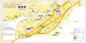 Sanremo Map