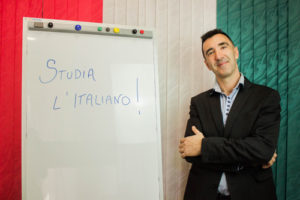 Italian teacher Sanremo